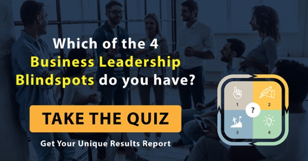Take the Leadership Blindspot Quiz