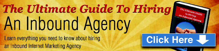 Hire an Inbound Agency