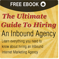 Ultimate Guide to Hiring an Inbound Agency | Half a Bubble Out