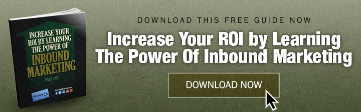 Learn the Power of Inbound Marketing eBook