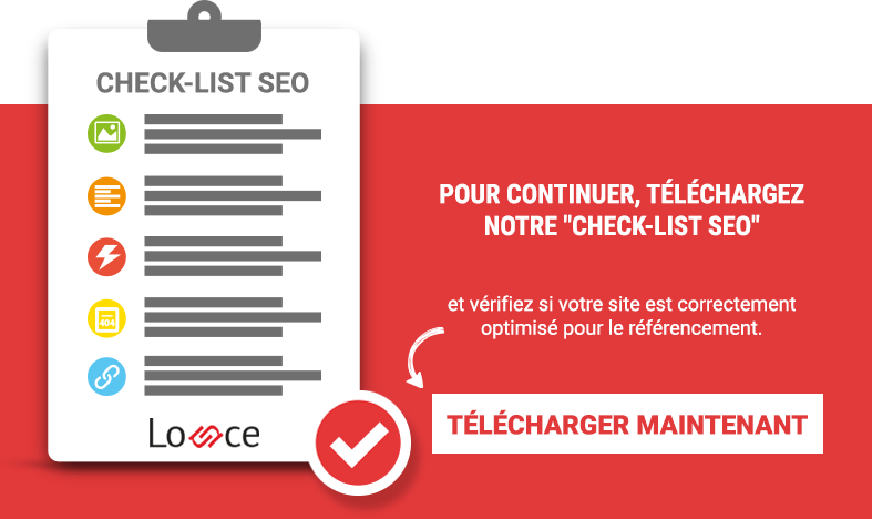 Check list SEO
