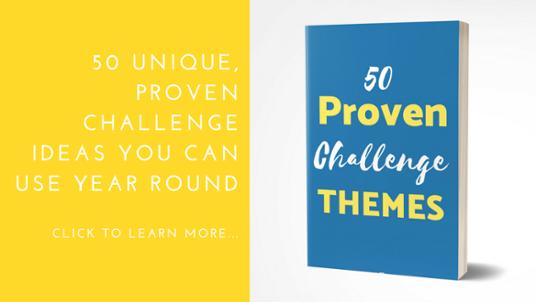50 challenge themes