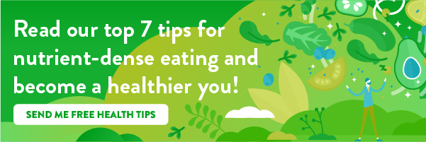 Download nutrient-dense eating tips