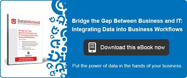Bridge the Gap Between Business and IT: Integrating Data into Business Workflows