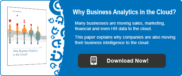Tableau whitepaper - why business analytics in the cloud?