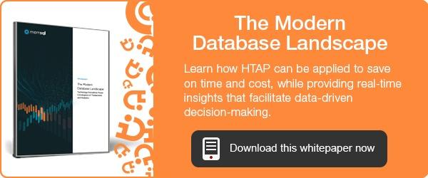 Download the modern database landscape whitepaper