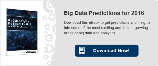 Big Data predictions for 2016