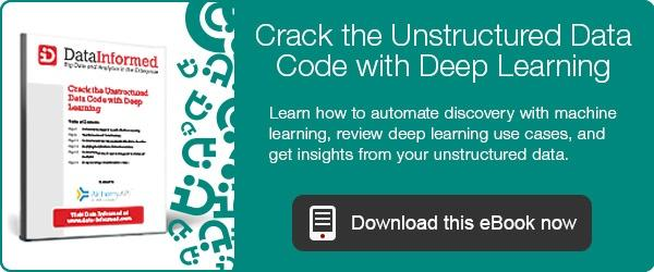 eBook: crack the unstructured data code with deep learning