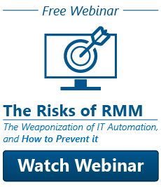 Webinar: Risks of RMM