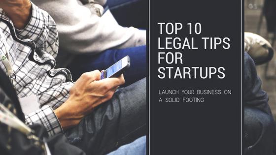 Top 10 Legal Tips for Startups - KorumForum