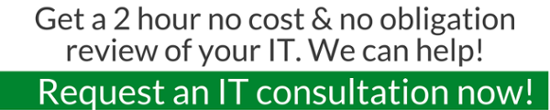 No cost IT consultation