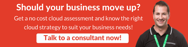 Get a no cost cloud assessment for your business