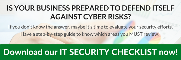 is your business prepared to defend itself against cyber risks?
