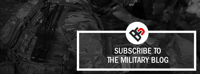Subscribe to the military blog