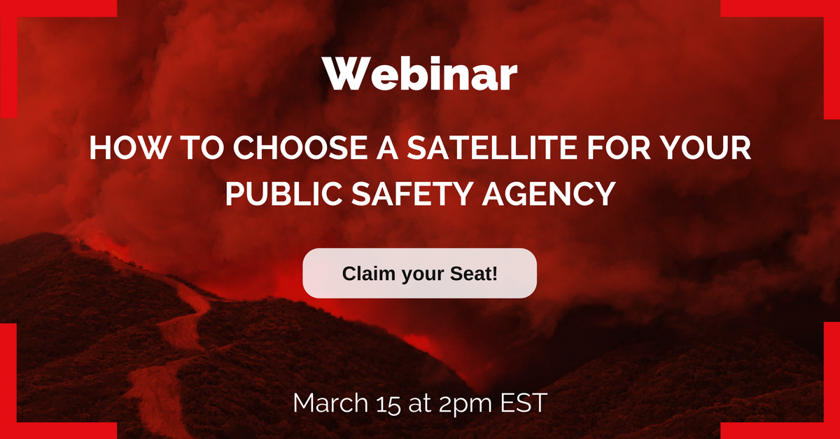 satellite webinar