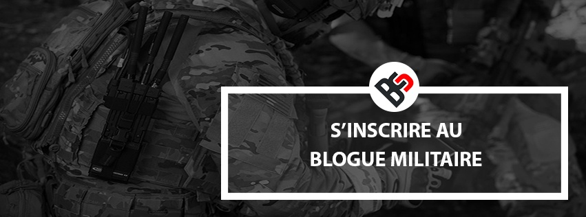 S'inscrire au blogue militaire de Base Camp Connect