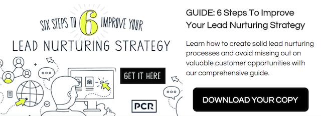 Lead Nurturing Strategy Tips