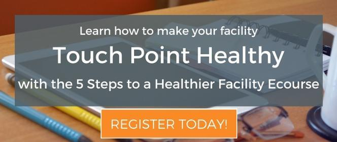 5 steps to a healthier facility ecourse