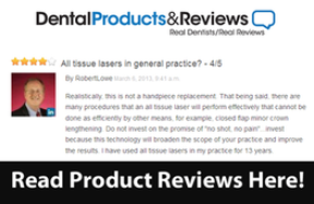 Dental Product Reviews