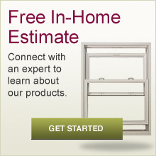 Get started with your free in-home estimate.