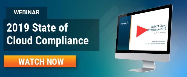 Logicworks-2019-State-of-Cloud-Compliance-Webinar