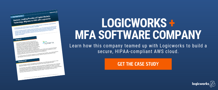 Logicworks-MFA-Software-Case-Study