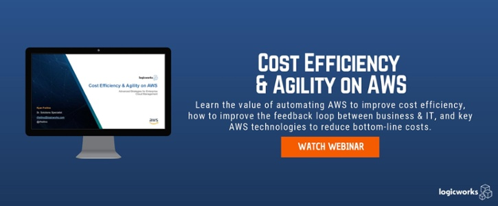 Cost-Efficiency-and-Agility-on-AWS-Webinar