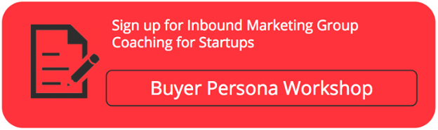 Inbound Marketing Group Coaching Buyer Persona