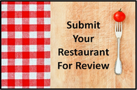 Submit Your Restaurant For Review