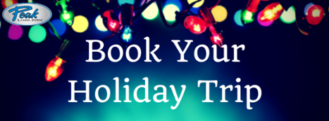 Book Your Holiday Trip with Peak Limo
