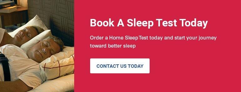 Book A Sleep Test Today
