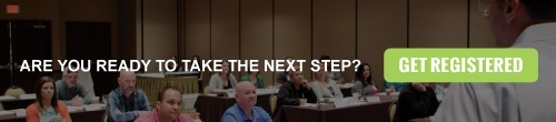 Are You Ready To Take The Next Step?  GET REGISTERED TODAY!