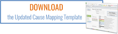 Get updated Cause Mapping Template