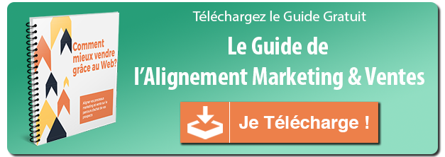 guide de alignement marketing et ventes en B2B