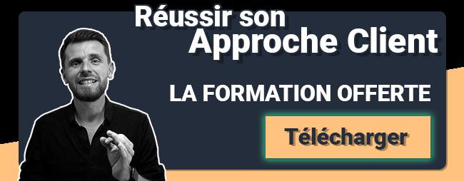 cta formation approche client inbound sales