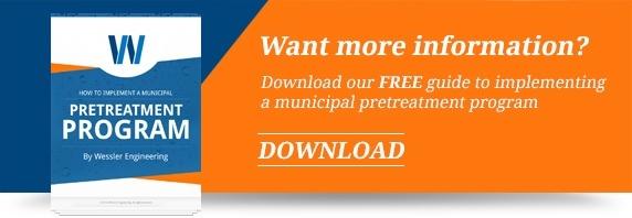 Implement a Municipal Pretreatment Program