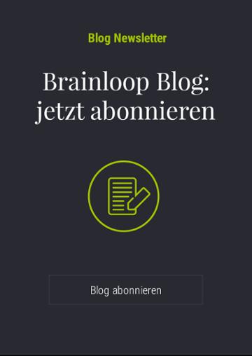 Brainloop Blog: Jetzt abonnieren