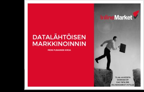 Lue lisää datalähtöisestä markkinoinnista