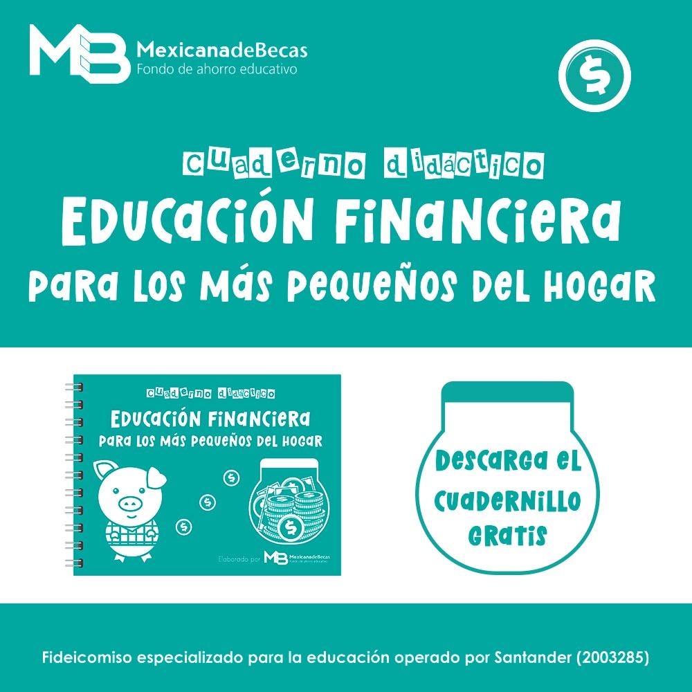 EDUCACION FINANCIERA PARA LOS MÁS PEQUEÑOS