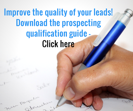 prospecting qualification guide