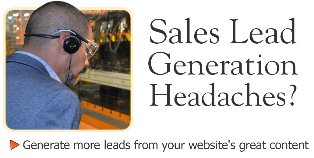 Sales Lead Generation Guide by Cincinnati Marketing Agency Lohre & Associates