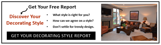"""Discover your decorating style"" report"