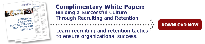 Building a Culture Through Recruiting and Retention