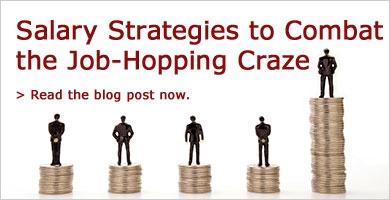 Salary Strategies to Combat the Job-Hopping Craze