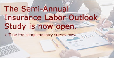 The Semi-Annual Insurance Labor Outlook Study is now open.