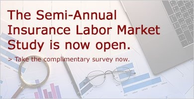 The Semi-Annual Insurance Labor Market Study is now open.