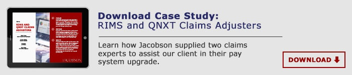 RIMS and QNXT Claims Adjusters