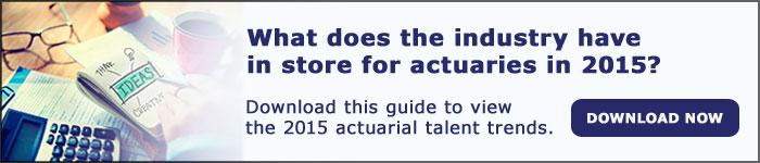 Actuarial Trends