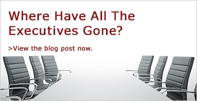 Where Have All The Executives Gone?