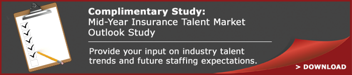Mid-Year Insurance Talent Market Outlook Study